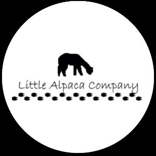 Little alpaca company logo