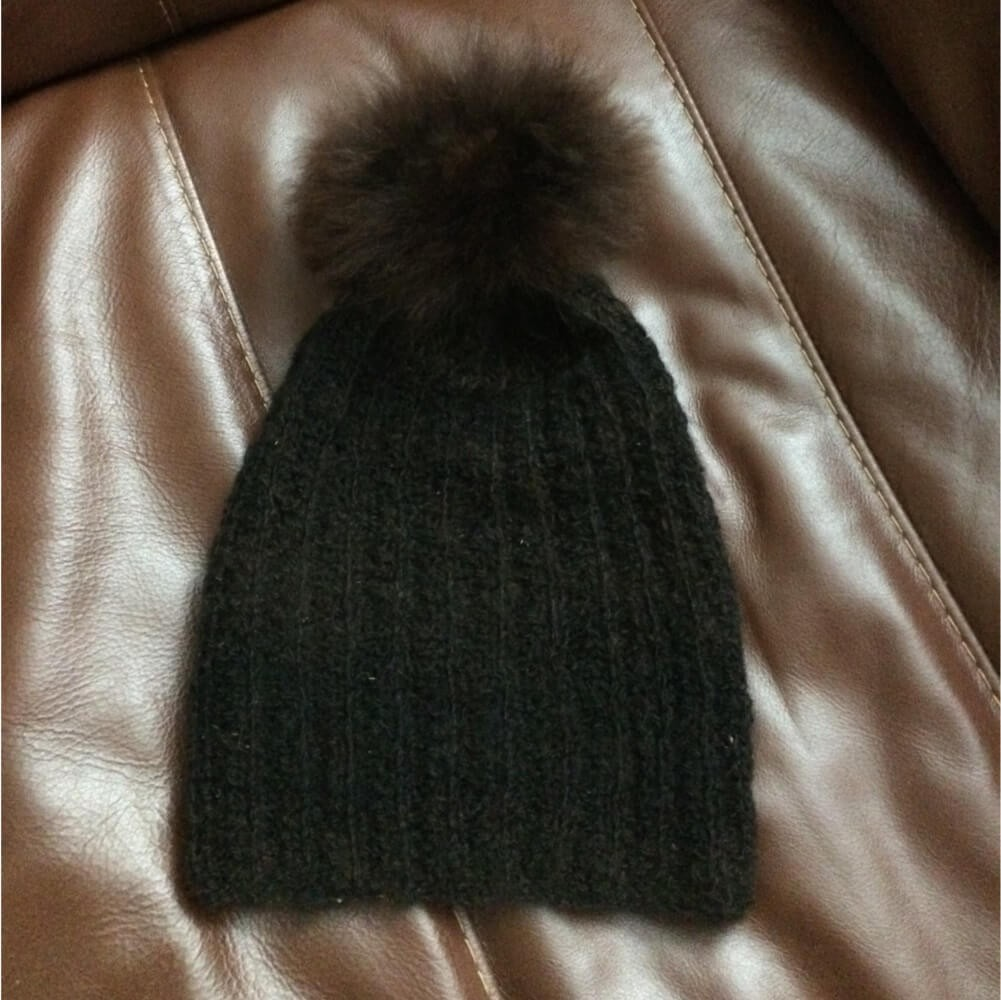 Custom made hats and scarves