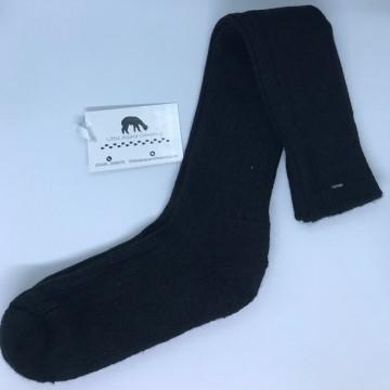 Black Knee Length Socks