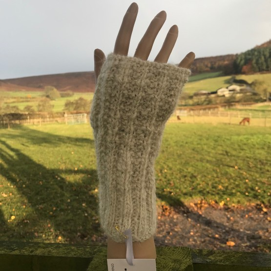 Fingerless Mittens from Giroud